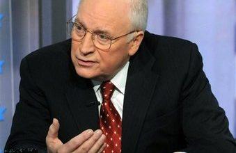 Cheney suffered mild heart attack