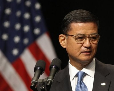 VA boss Shinseki: 'Hell no, I won't go'