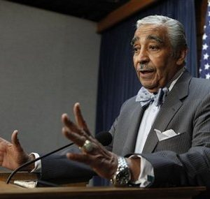 Rep. Charles Rangel announces he is quitting