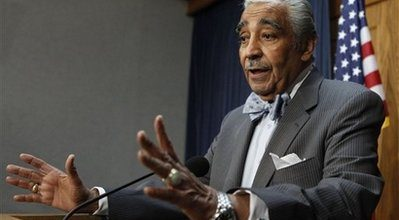 Rangel steps down as Ways and Means Committee chairman