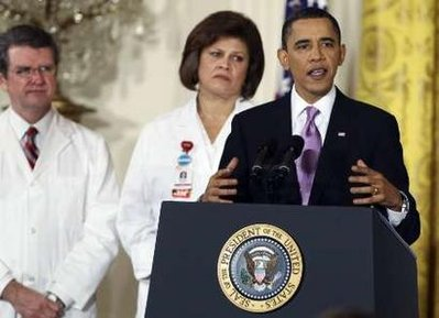 Skeptical Democrats not sold on Obama's latest health care plan