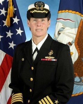 Ship-racing Navy captain demoted