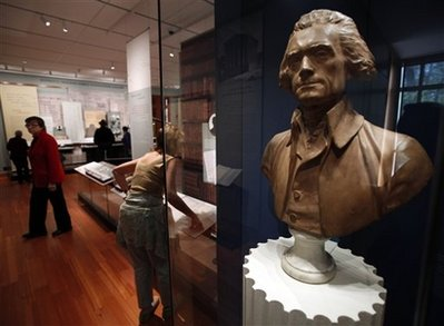 Bitter partisanship not new in America