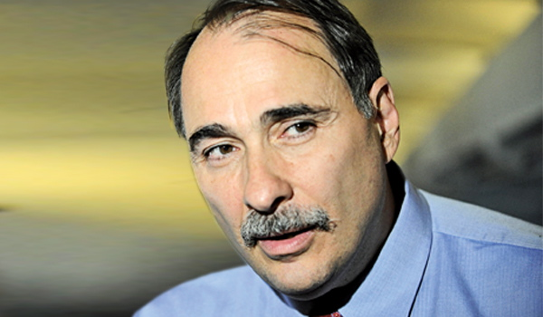 Axelrod: 'I don't give a flying…'