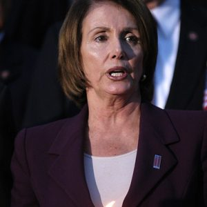 Nancy Pelosi: Looking the other way