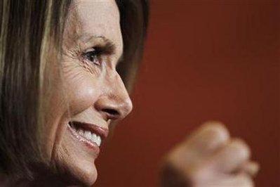 Speaker Nancy Pelosi: Can she close the deal (Reuters)