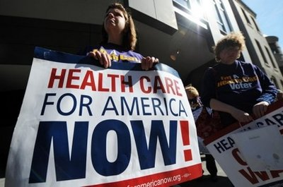 Passing health care without a vote?
