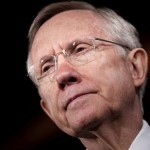 Senate Majority Leader Harry Reid (AFP)