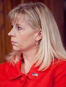 Liz Cheney: Her McCarthy-like tactics failed (AFP)