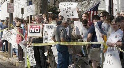 Catholic hospitals support health bill