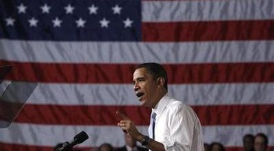 Hell freezes over! Obama courts Fox News