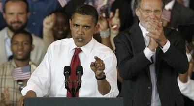 Obama's fun return to campaign-style politics