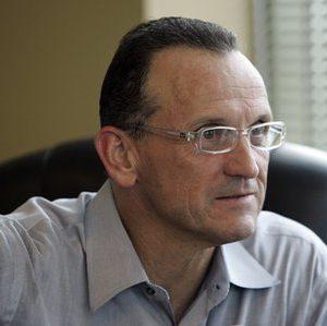 Former Blackwater president Gary Jackson (AP)