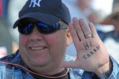 Palin to Tea Party: Keep shouting
