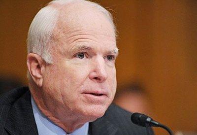 McCain: Maverick? Who, me?
