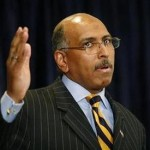 Embattled RNC chairman Michael Steele (Reuters)