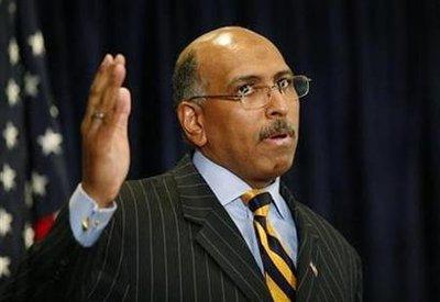 Embattled RNC chairman Michael Steele (Reuters)