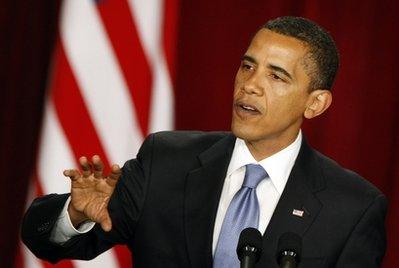 Obama looks to tone down 'terrorist' rhetoric