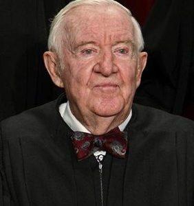 Justice John Paul Stevens (Reuters)