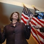 Speaker of the House Nancy Pelosi: Leader of the death threat sweepstakes (AP)