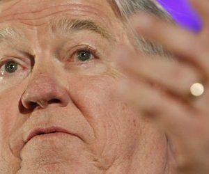 Mississippi Gov. Haley Barbour: Defending slavery (AP)