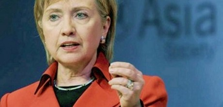 Hillary Clinton on list for Supreme Court nod