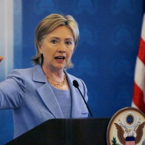 Secretary of State Hillary Rodham Clinton (AP)