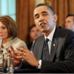 President Barack Obama: Health care bill means trouble (AFP)