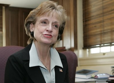Former White House Counsel Harriet Miers: Kept out of the loop (AP)
