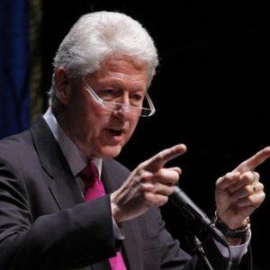 Former President Bill Clinton (AP)