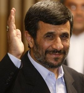 Iranian President Mahmoud Ahmadinejad (AP)