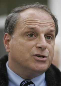 Former Rep. Eric Massa (AP)