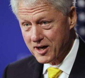 Former President Bill Clinton (Reuters)