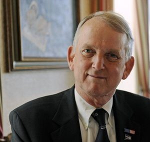 Former GOP Rep. Rob Simmons: Time for a comeback? (AP)