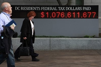 Washington DC Taxes