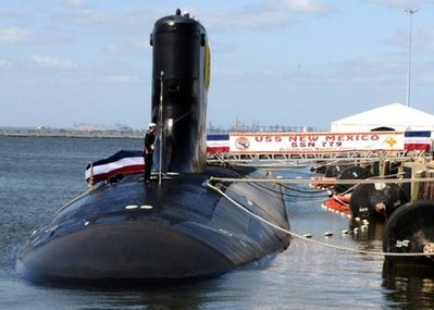 Navy ready to put women on subs