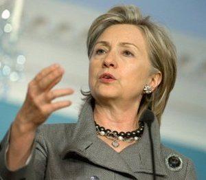 Hillary Rodham Clinton (AFP)