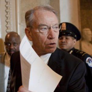 Sen. Charles Grassley (AP)