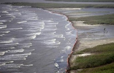 White House lied about oil spill response