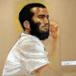 Gitmo defendant Omar Khadr (Reuters)