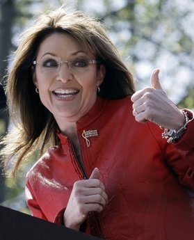 Palin's Facebook fans turn fickle