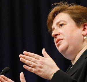 Supreme Court nominee Elena Kagan (AFP)