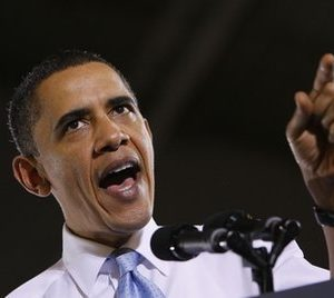 Obama: Is he leading Democrats to disaster? (AP)