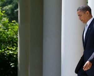 President Barack Obama: Failure in chief (AFP)