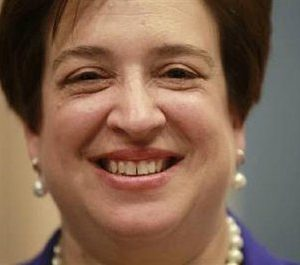 Supreme Court nominee Elena Kagan (Reuters)