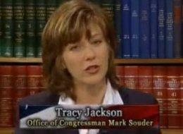 Souder's mistress: Tracy Jackson