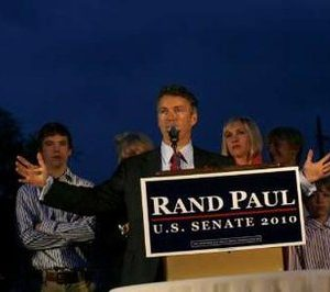 Rand Paul savors victory in Kentucky