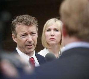 Rand Paul: Don't look now but the truth is closing in (Reuters)
