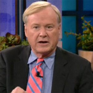 Chris Matthews: No longer an Obamacon