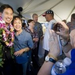 Honolulu winner Charles Djou (AP)